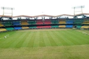 Brazil, Spain and Germany will be among the teams in action during the first round of the FIFA Under-17 World Cup at the Jawaharlal Nehru Stadium, Kochi.
