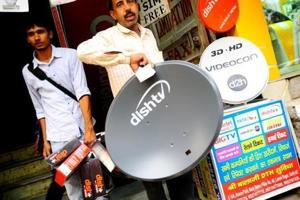 Currently, DTH providers pass on the entertainment tax to the consumer.