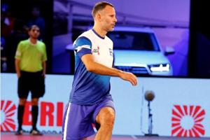Premier Futsal: Ryan Giggs, Paul Scholes no-show angers Indian fans