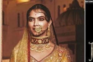 Deepika Padukone shares logo for Padmavati, channels the queen in new...