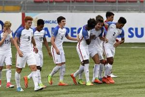 The United States of America (USA) have lost four times in the quarter-finals of FIFA U-17 World Cup.