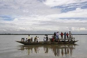 Govt plans 'lab on boat' for analysing Brahmaputra river