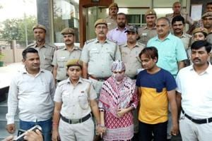 Delhi: Woman stages robbery at home with 'lover' to implicate would-be...