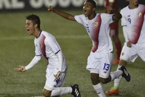 FIFA U-17 World Cup: Costa Rica look to carry forward their...