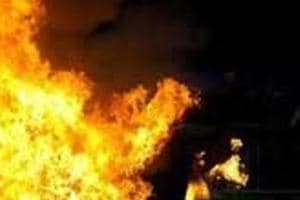 Woman set on fire in Manimajra, suffers 55% burns