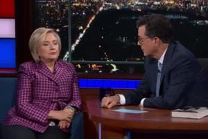 Hillary Clinton mocks Putin for 'manspreading', says Trump's UN speech...