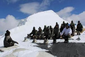 63 tonne garbage removed from Siachen since 2014, says Army