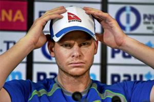 Steve Smith has said Australia needed to adapt ahead of the Kolkata...