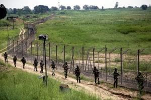 BSF foil infiltration bid in Amritsar, two intruders killed