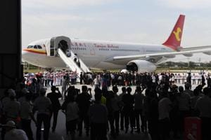 Airbus opens A330 plant in China, delivers first jet to Tianjin...