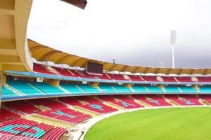 Mumbai - DY Patil Stadium