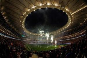 Atletico Madrid's Wanda Metropolitano to host 2019 UEFA Champions...