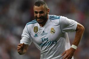 Karim Benzema extends Real Madrid C.F. contract to 2021