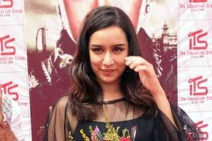 Apoorva Lakhia prepped me for two year: Shraddha Kapoor on Haseena...