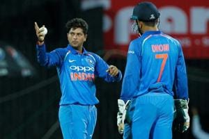 Revealed! MS Dhoni's instructions heard on stump mic during 1st ODI vs...