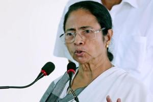Mamata criticises Rajnath's meet with GJM leader, BJP hits back