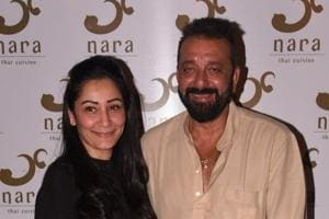 I've many shoes which my wife hits me with: Sanjay Dutt jokes about...