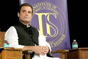 At Princeton University, Rahul Gandhi calls for transparency and...
