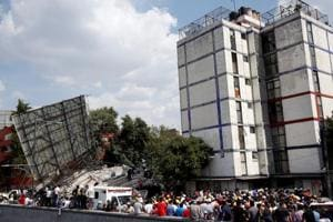 Safety drills held hours before Mexico earthquake struck on...