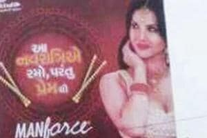 Sunny Leone's condom poster: Traders body ask centre to be ban the...