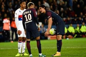 Neymar's new tantrum in Paris-Saint Germain - 'sell' estranged Edinson...