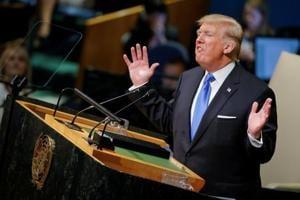 Trump's 'will destroy N Korea' speech shows nationalist instincts...