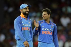 India vs Australia: 'Hard to read' Kuldeep Yadav wins praise from...
