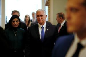 Mike Pence holds 'important conversation' with Pakistan PM on South...