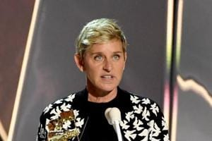Nothing that I say will change him: Ellen on why she will never invite...