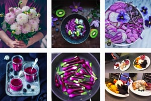 Is purple food better than green? Health benefits, dos and don'ts of...