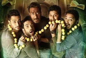 Golmaal Again: Ajay Devgn shares more new posters, promises trailer on...