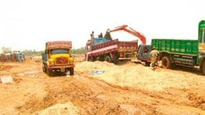 Feeling pinch of sand shortage, Bihar govt projects to get preference...