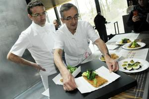 "French chef returns Michelin stars due to ""huge pressure"" to dish up..."