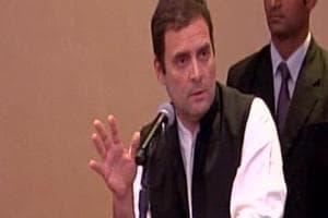 Rahul Gandhi says Mahatma Gandhi, Nehru, Ambedkar were NRIs who...