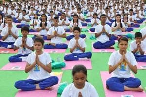 Yoga to be taught in schools in Tamil Nadu : CM Palaniswami