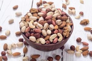 Go nutty: Eating nuts can help you reduce weight and lower obesity...