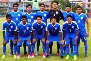 AFC U-16 Qualifiers: Indian football team gear up for Nepal challenge