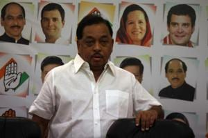 Narayan Rane quits Congress, eyes ties with BJP