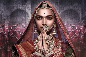 Padmavati first poster: On Navratri, Deepika Padukone reveals her...