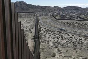 California sues Trump administration to stop construction of Mexico...