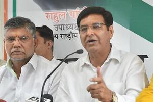 Amit Shah visit futile and waste of fund: Congress