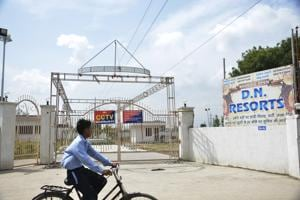 Ghaziabad development authority to book owner of sealed farmhouse...