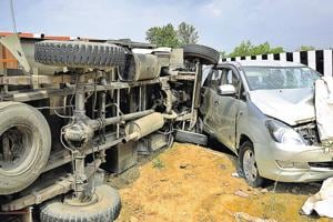 Deadly afternoons: 35% of road accidents in India reported between 3pm...