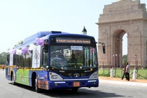 Coming soon in Delhi: Open-roof electric buses for city tours