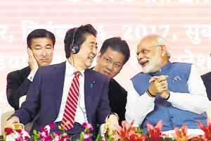 Is Modi's bullet train project economically viable?