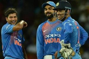 Kuldeep Yadav takes hat-trick in India vs Australia ODI, 3rd Indian to...