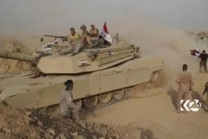 Iraq launches offensive on Hawija, an Islamic State-held region near...