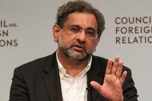 No terrorist havens in Pakistan, declares PM Abbasi in New York