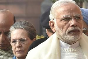 Sonia Gandhi urges PM Modi to use Lok Sabha majority to pass women's...