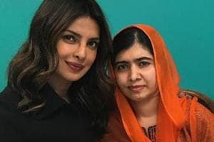 Malala you inspire women like me all over the world: Priyanka Chopra